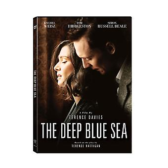 Deep Blue Sea [DVD] USA importerer