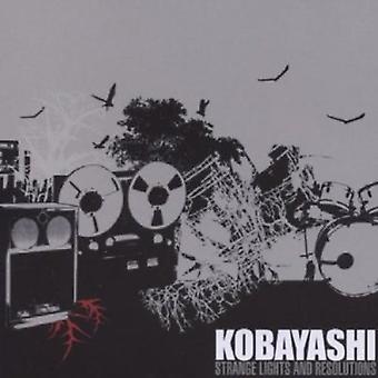 Kobayashi - mærkelige lys & beslutninger [CD] USA importerer