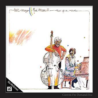Mays, Bill / Mitchell, rød - to af en sind [CD] USA import