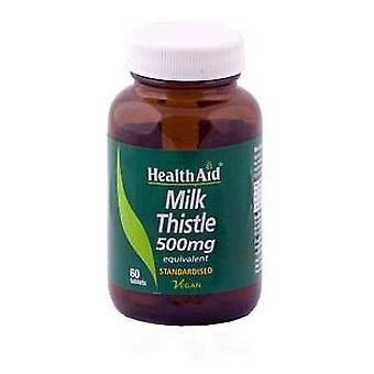 Health Aid Milk Thistle Ext.estand. 60comp. Health Aid