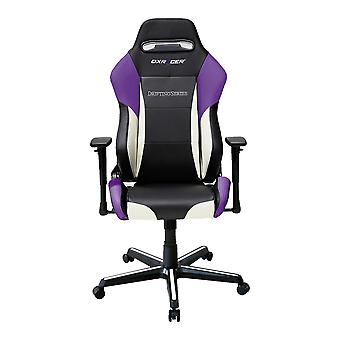 DX Racer DXRacer Drifting Series OH/DM61/NWV High-Back Desk Chair Boss Office Chair PU Chair(Violet)