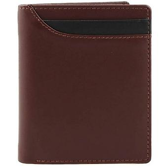 Dents Smooth Leather Wallet - English Tan