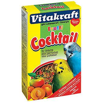 Vitakraft Fruit Cocktail for Parakeets (Birds , Bird Food)