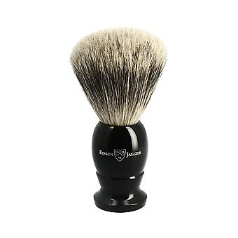 Edwin Jagger Best Badger Ebony Shaving Brush Large 3EJ876