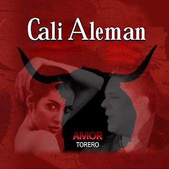 Cali Aleman - Amor Torero [CD] USA importieren