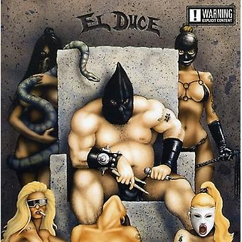 El Duce - Slave Thy Master (pusset opp & Revisited) [DVD] USA importere