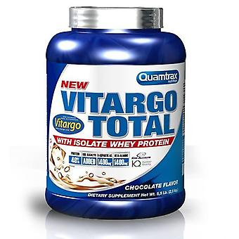 Quamtrax Nutrition Vitargo Total Chocolate 5 Kg (Deporte , Carbohidratos)