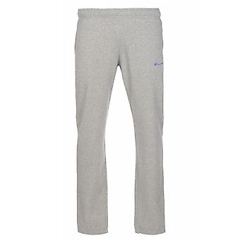 Champion easy fit Pant men's sweatpants grey cord pull