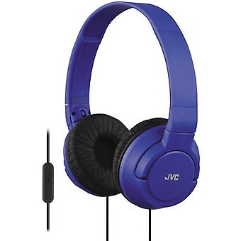 HA-S185-A Full size, Freestyle, Blue with microphone