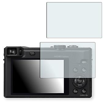 Panasonic Lumix DMC-TZ60 screen protector - Golebo crystal clear protection film