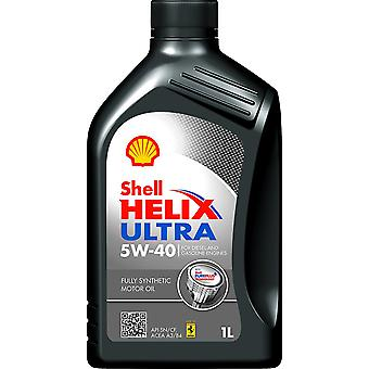 Shell 550040216  Helix Ultra 5W-40 1Ltr Pro Passenger Car Motor Oil