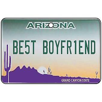 Arizona - beste vriendje kenteken auto luchtverfrisser