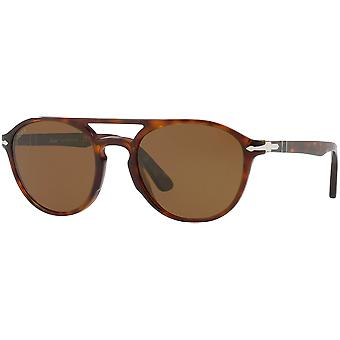Persol 3170S Medium polarized Brown tortoise