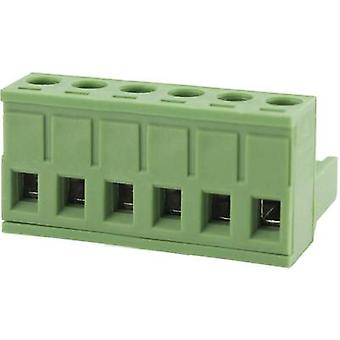 Pin enclosure - cable Total number of pins 4 Degson 2EDGK-5.0-04P-14-00AH Contact spacing: 5.0 mm 1 pc(s)