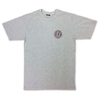 Camiseta Heather Grey de Brixton Rival II