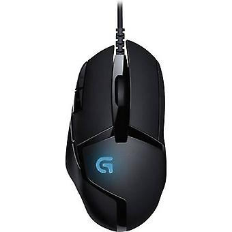 USB gaming mouse Optical Logitech Gaming G402 Hyperion Fury Black