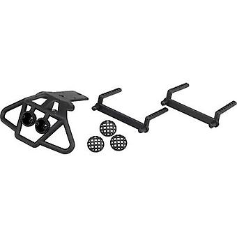 Spare part Reely 12607 Chassis brackets, bumper