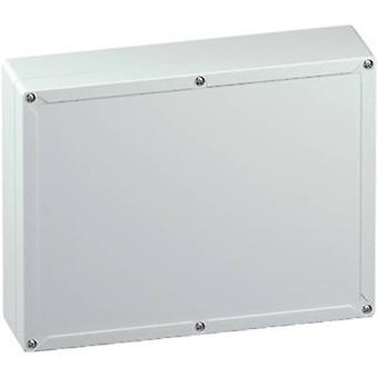 Build-in casing 302 x 232 x 90 Polycarbonate (PC) Light grey (RAL 7035)