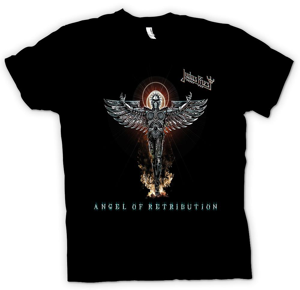 Mens T-shirt - Judas Priest - Angel Of Retribution
