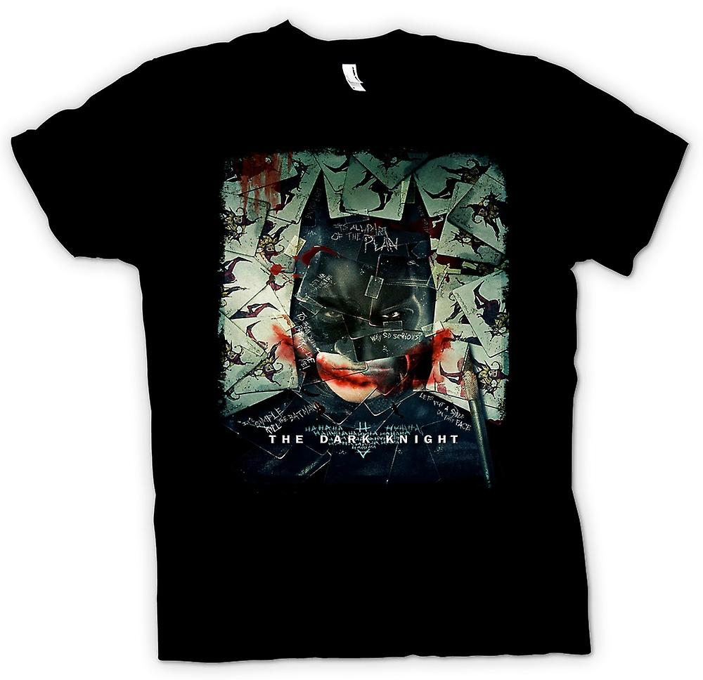 Mens T-shirt - Batman - Dark Knight