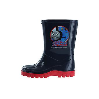 Boys Thomas and Friends Wellies Wellington Boots Blue UK Sizes Child 4 - 10