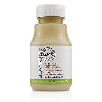 Matrix Biolage R.A.W. Smoothing Styling Milk - 200ml/6.7oz