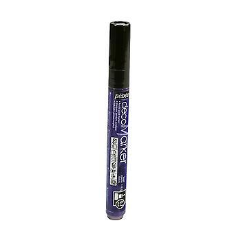 Pebeo DecoMarker 0.7mm Extra Fine Tip (613 Violet)