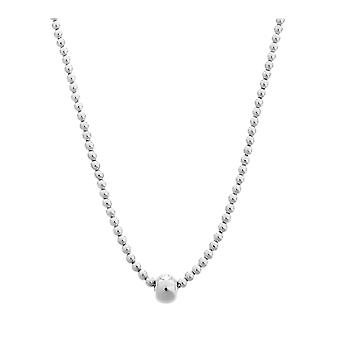 Orphelia Silver 925  Necklace Balls Extendible 54 Cm  ZK-7157