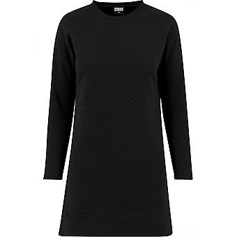 Urban classics ladies dress quilt oversize