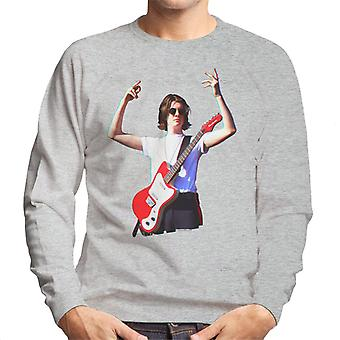 Blossoms Tom Ogden Danelectro At TRNSMT Festival Men's Sweatshirt