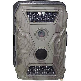Berger & Schröter X-Trail HD Wildlife camera 12 MPix Black LEDs Khaki-brown (matt)