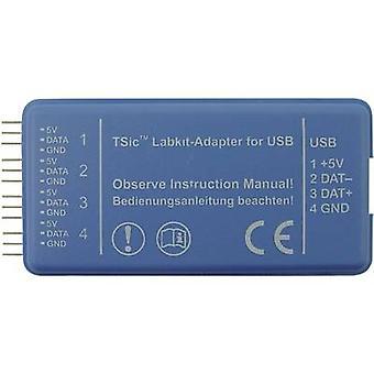 Temperatura sistema B + B Thermo-Technik TSIC-LABKIT-RS232