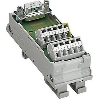 WAGO 289-575 D-SUB Header Interface Module 0.08 - 2.5 mm²