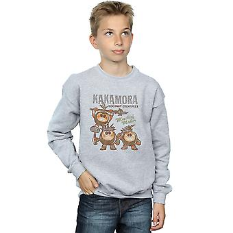 Disney jungen Moana Kakamora Mischief Maker Sweatshirt