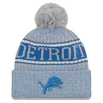 Nowa era NFL linii bocznej odwrócić Hat - Detroit Lions