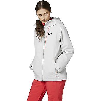 Helly Hansen Womens Sneeuwster geïsoleerd waterdichte Ski jas