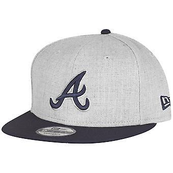 Nowa era 9Fifty Snapback Cap - WRZOS Atlanta Braves szary