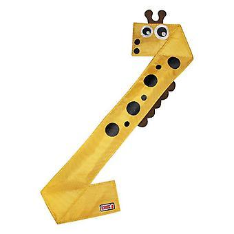 Gabrielle balistique - jouet pour chien girafe
