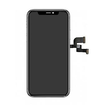 Stuff Certified ® iPhone X Display (LCD + Touch Screen + Parts) AAA + Quality - Black