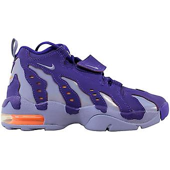 Nike Air DT Max '96 Court Purple/Iron Purple-Atomic Orange 616502-500 Grade-School