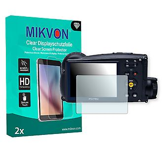 Kodak Pixpro WP1 Screen Protector - Mikvon Clear (Retail Package with accessories)