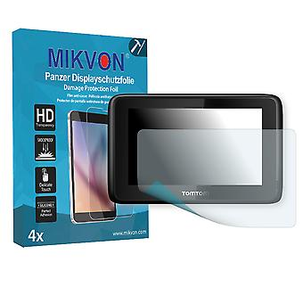 TomTom PRO 9150 TRUCK Screen Protector - Mikvon Armor Screen Protector (Retail Package with accessories)