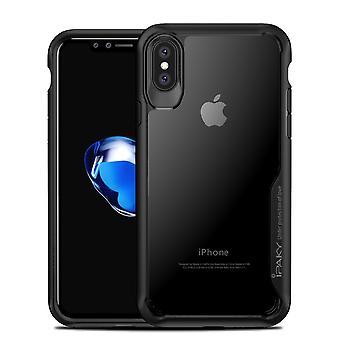 IPAKY iPhone X TPU Hybrid Shell-sort