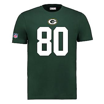 Majestic NFL fan shirt - Green Bay Packers #80 Graham