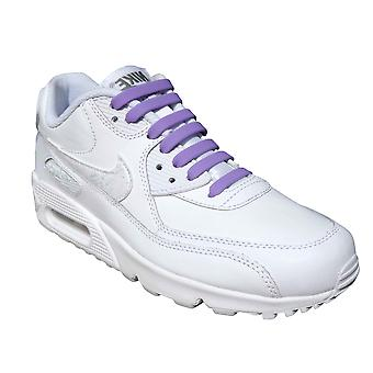 Purple Kids Easy No Tie For Trainers