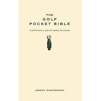 The Golf Pocket Bible - The Perfect Gift for the Golfing Enthusiast by