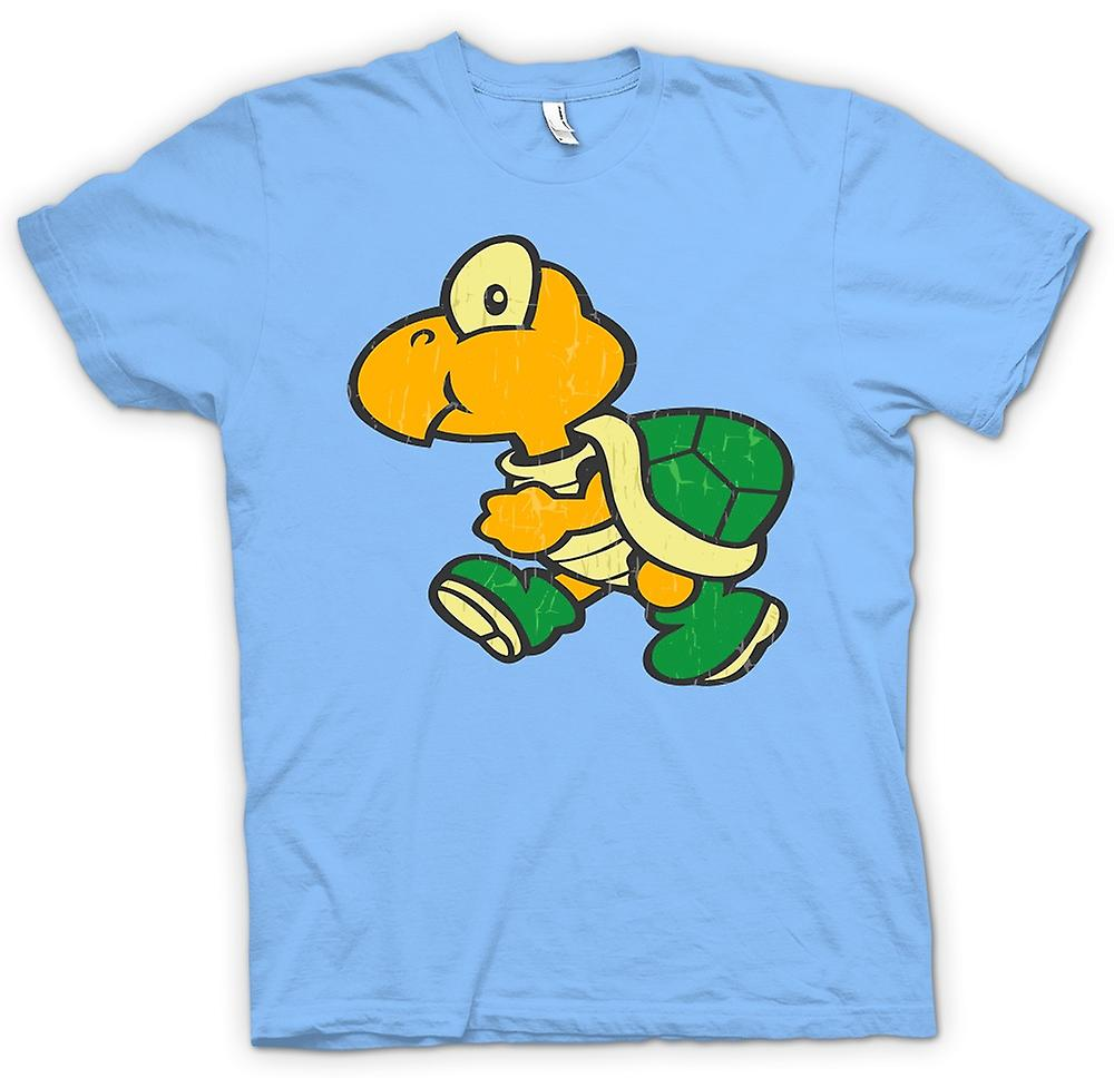 Heren T-shirt - Koopa Trooper - Gamer