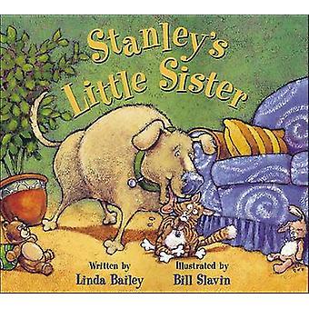 Stanleys lillasyster av Linda Bailey - Bill Slavin - 9781554534876