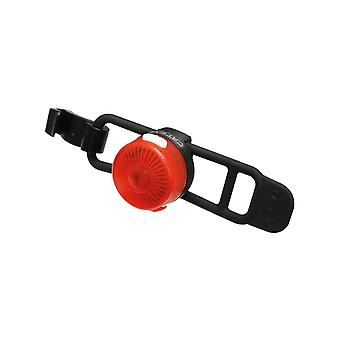 CatEye zwarte lus 2 Road Bike Light-achterzijde