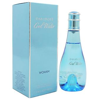 Davidoff cool water woman - women 100 ml Eau de Toilette EDT